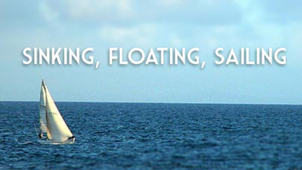 Sinking, Floating, Sailing image number null