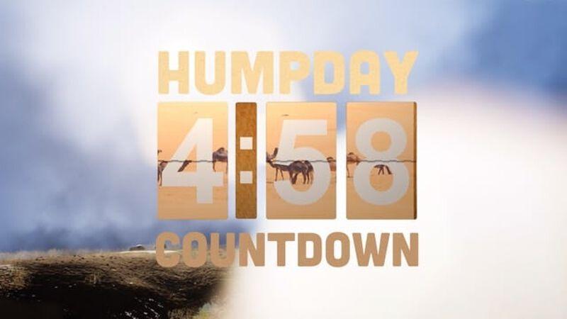 Hump Day Countdown