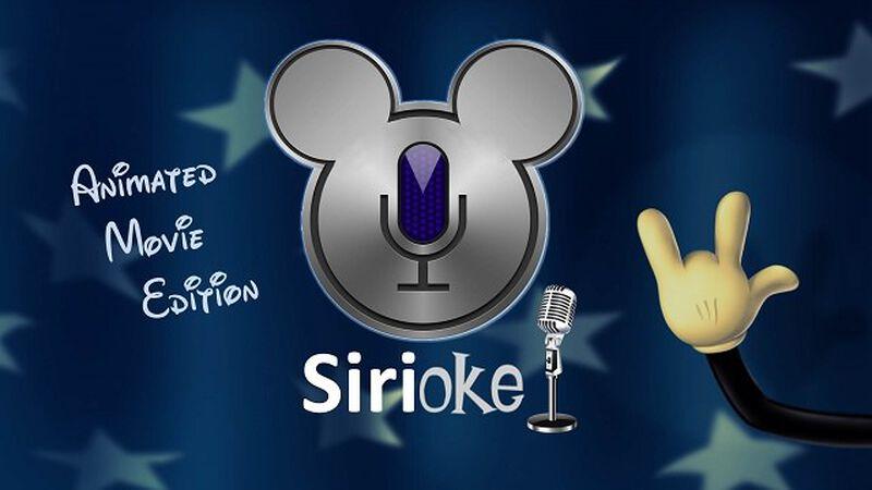 Sirioke - Animated Movies Edition
