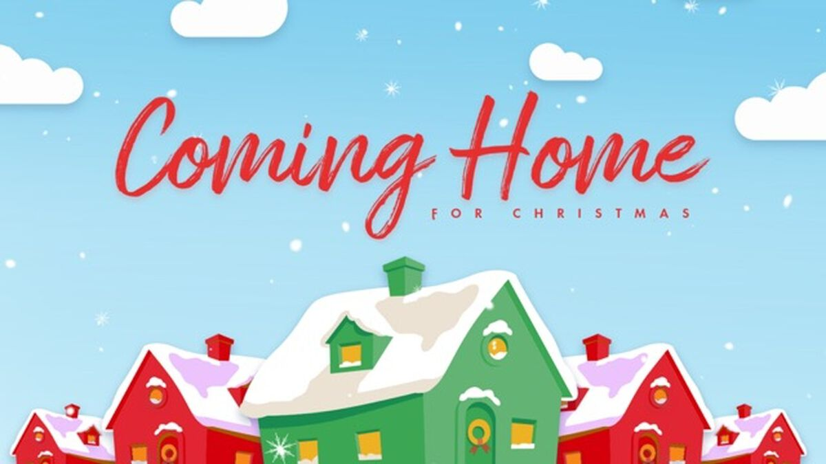 Coming Home For Christmas: Creative Elements image number null