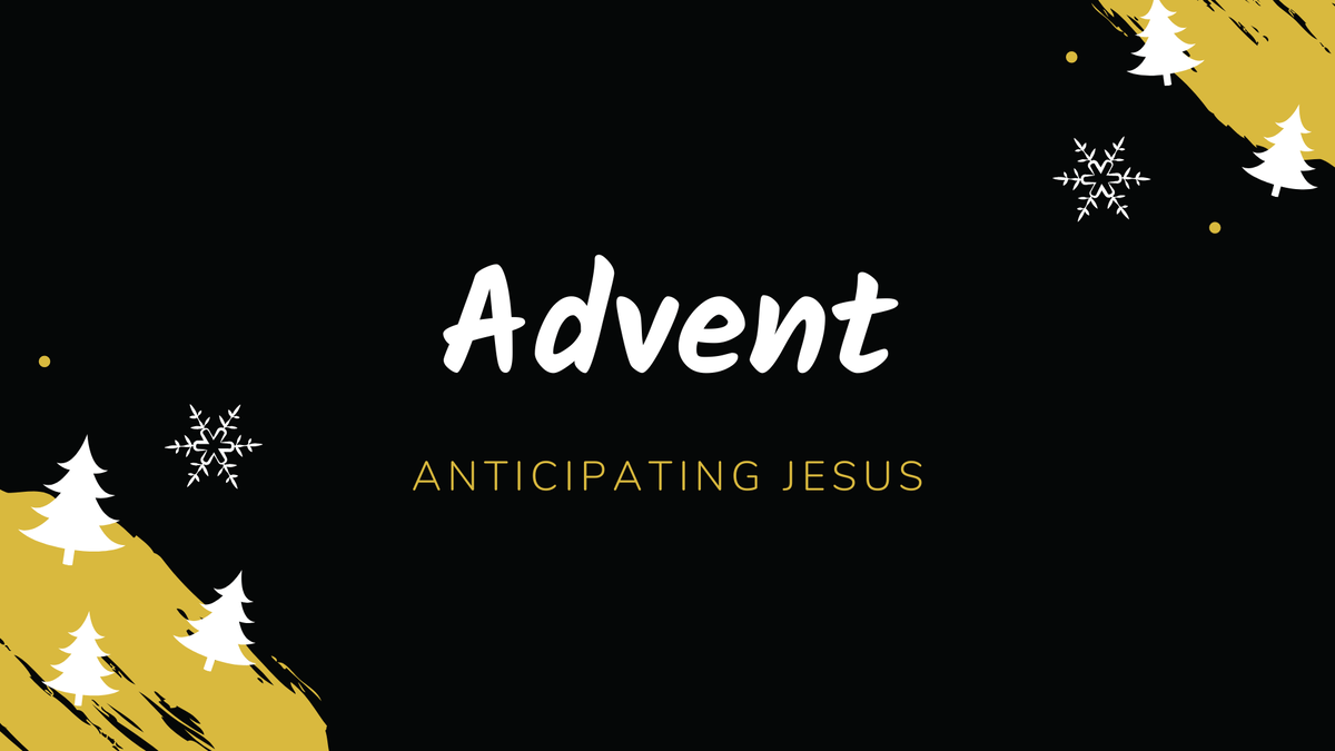 Advent Anticipating Jesus image number null