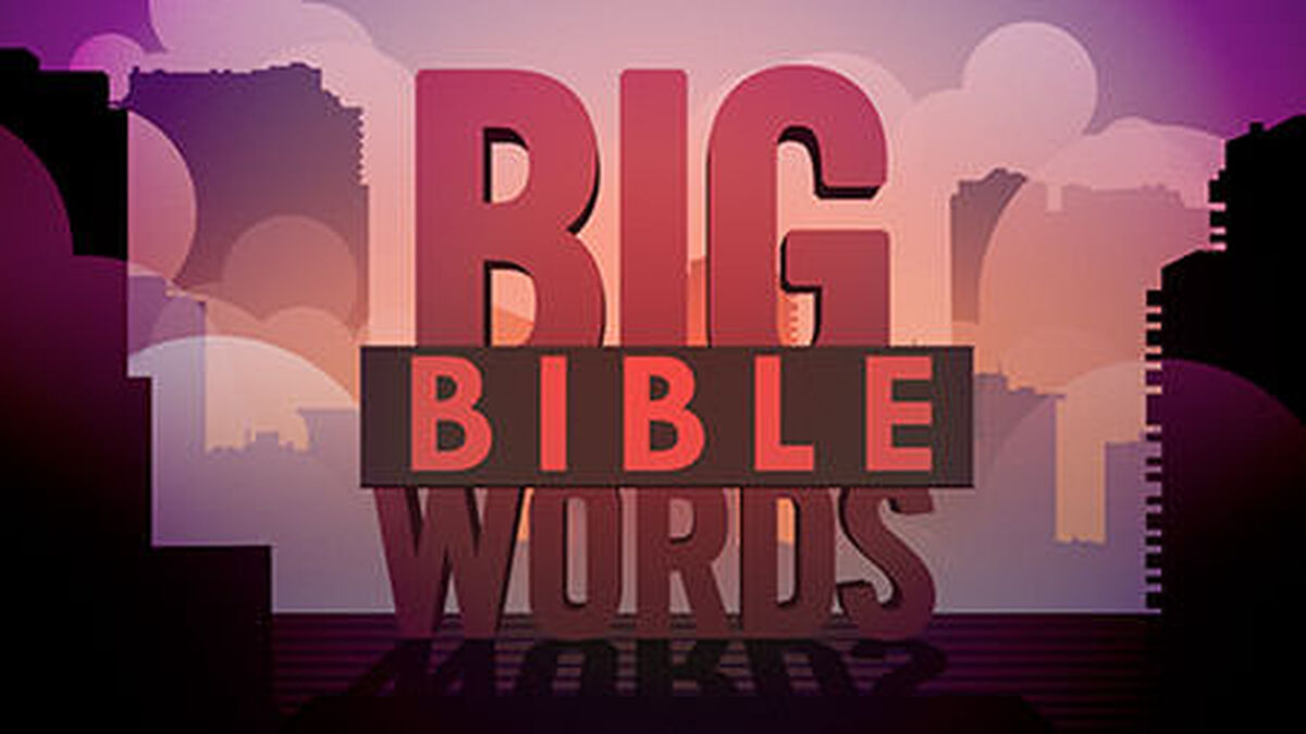 Big Bible Words image number null