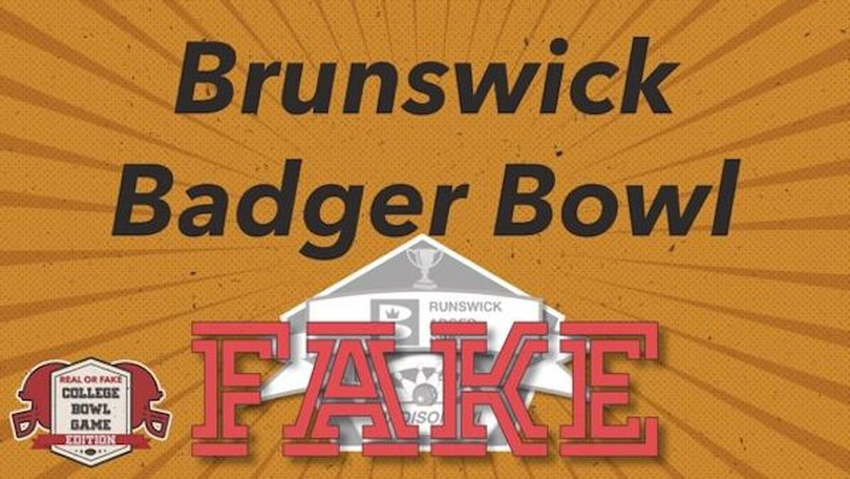 Real or Fake: College Bowl Game Edition image number null