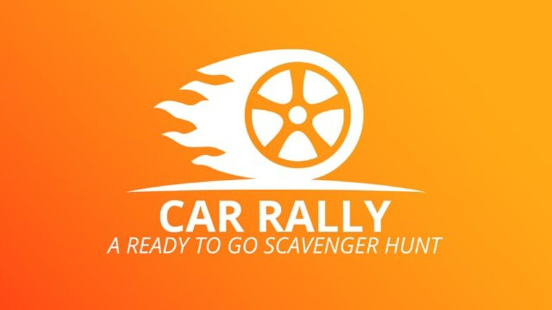 Car Rally Scavenger Hunt