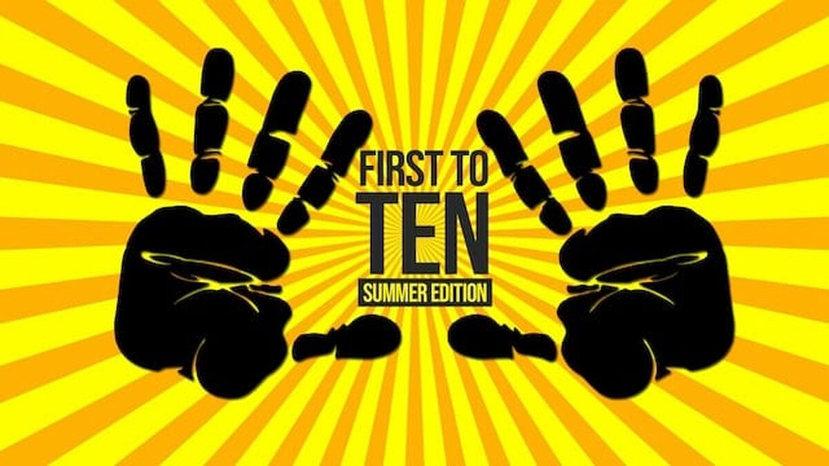 First to Ten: Summer Edition image number null