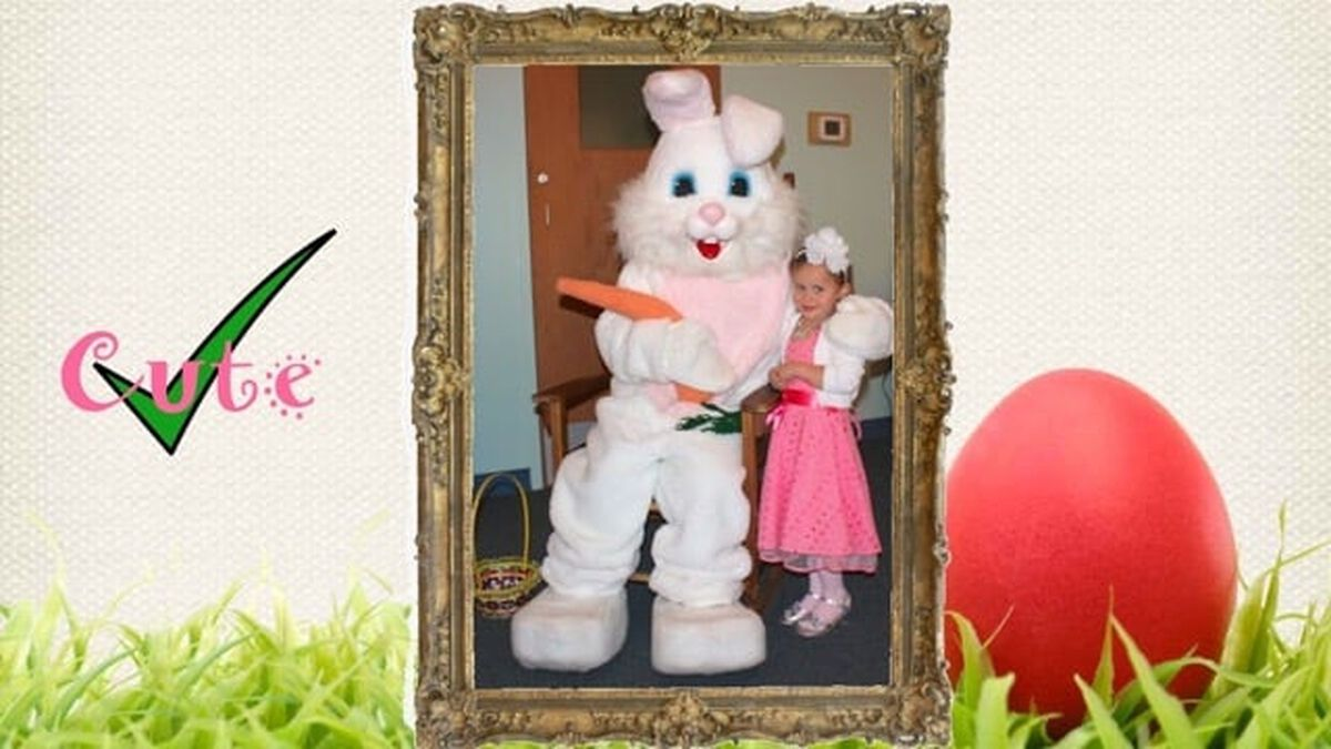 Easter Bunny: Cute or Creepy 2 image number null