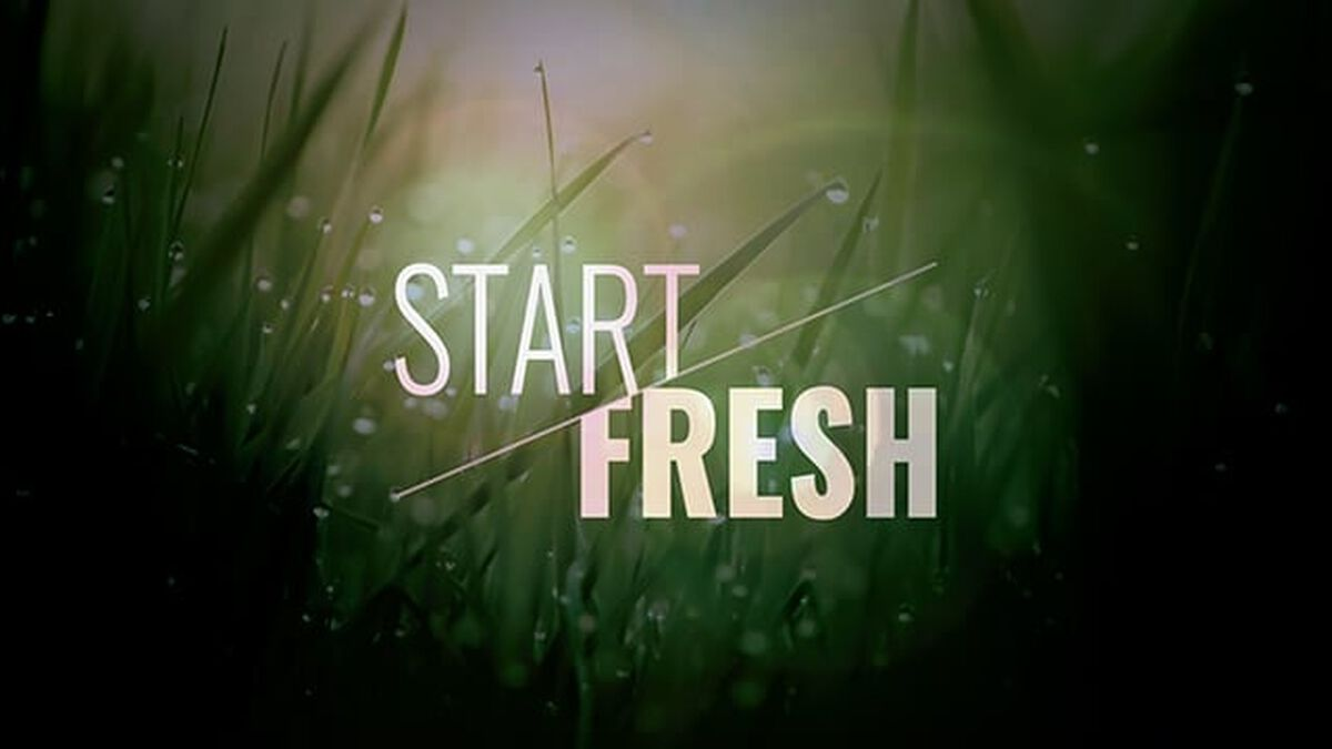 Start Fresh image number null