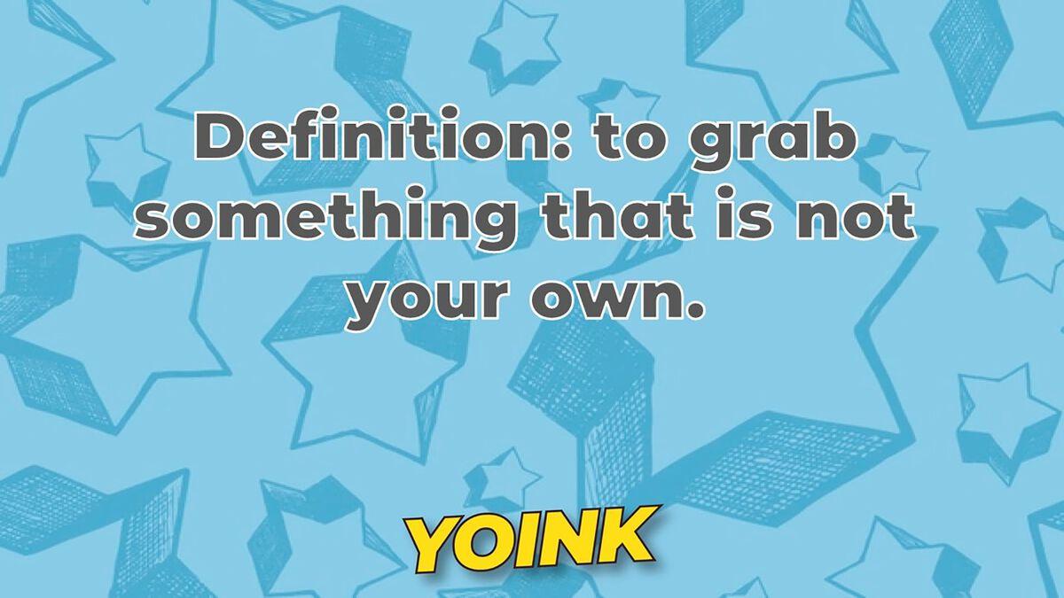 Yeet or Yoink image number null