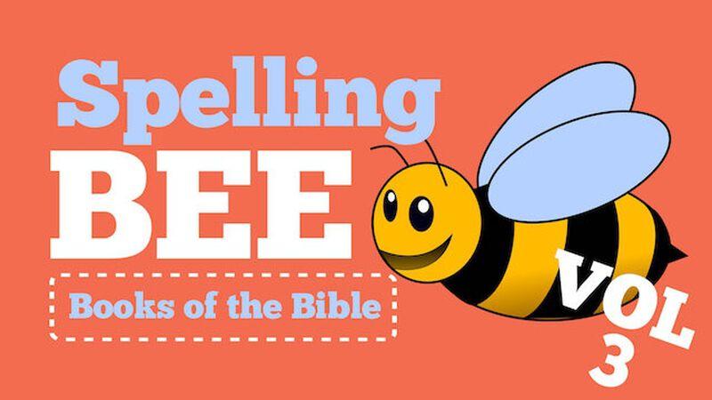 Spelling Bee Vol 3