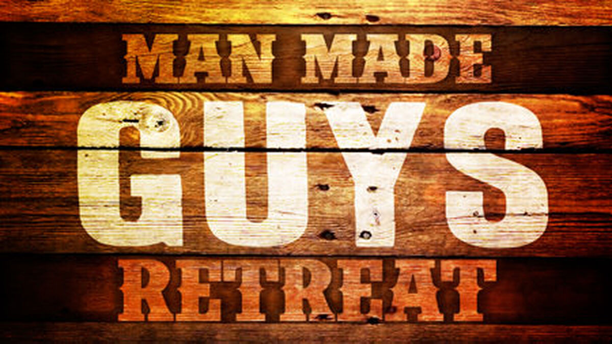 Man-Made Guys Retreat image number null