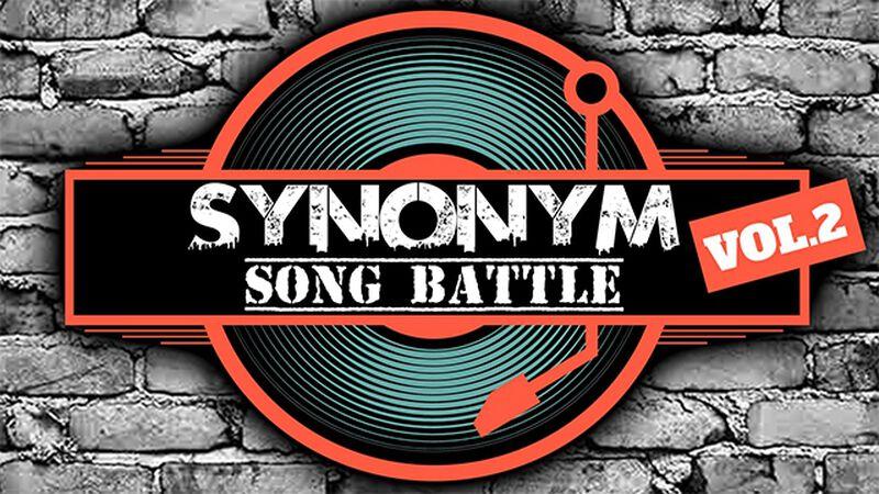 Synonym Song Battle Vol. 2