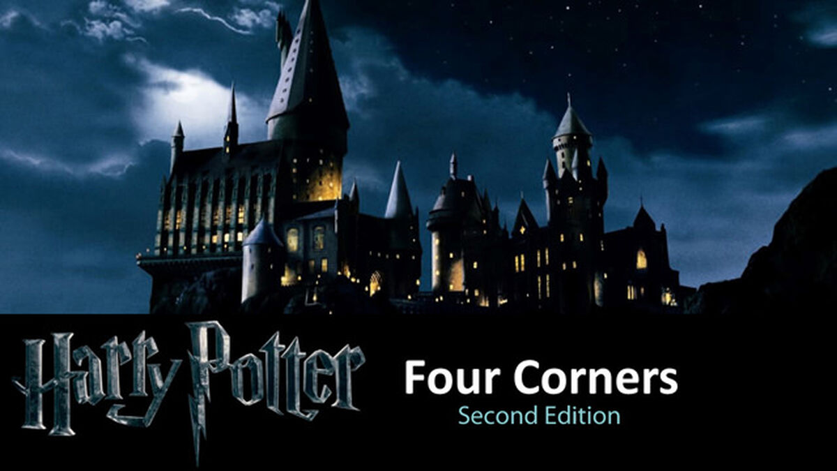 Harry Potter Four Corners Vol 2 image number null