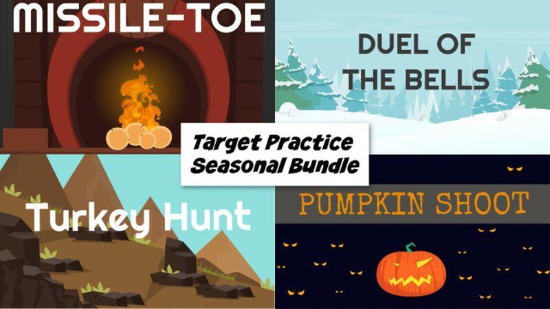 Target Practice Seasonal Bundle