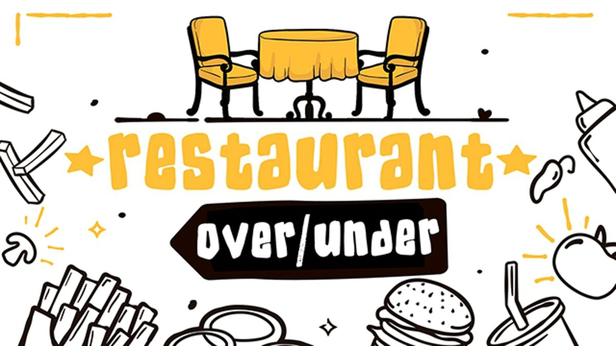 Restaurant Over Under image number null