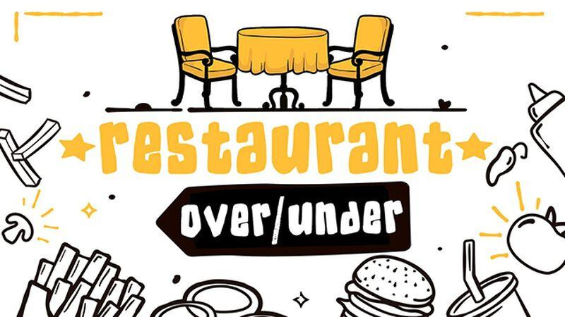 Restaurant Over Under