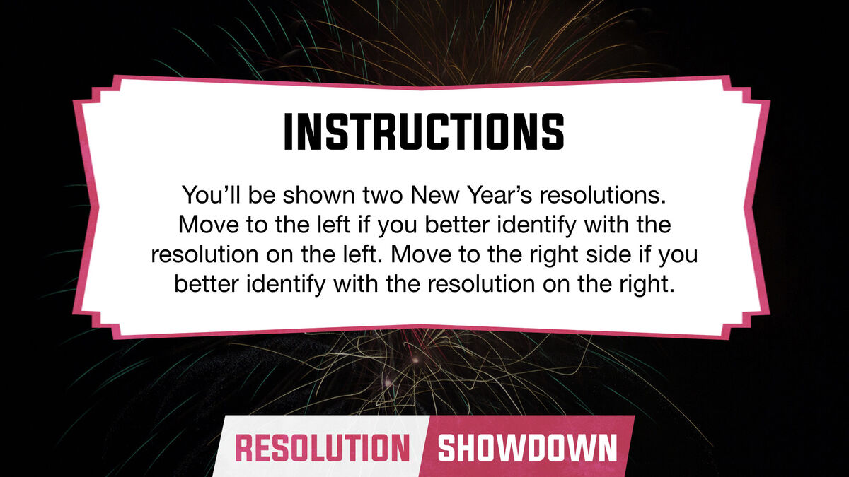 Resolution Showdown image number null
