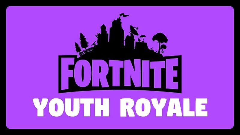 Fortnite Youth Royale