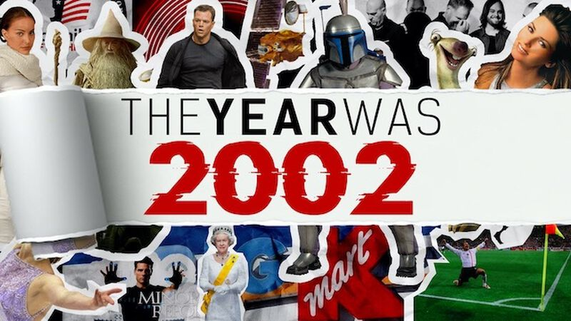 The Year Was 2002
