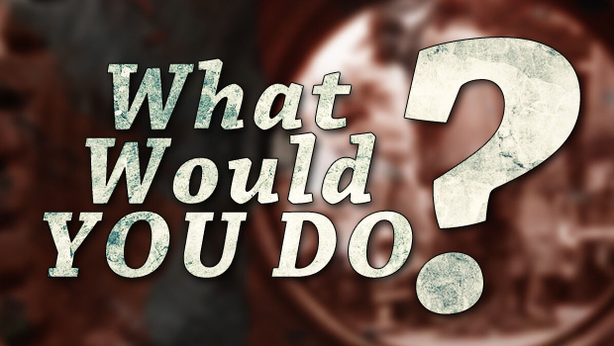 What Would You Do? image number null