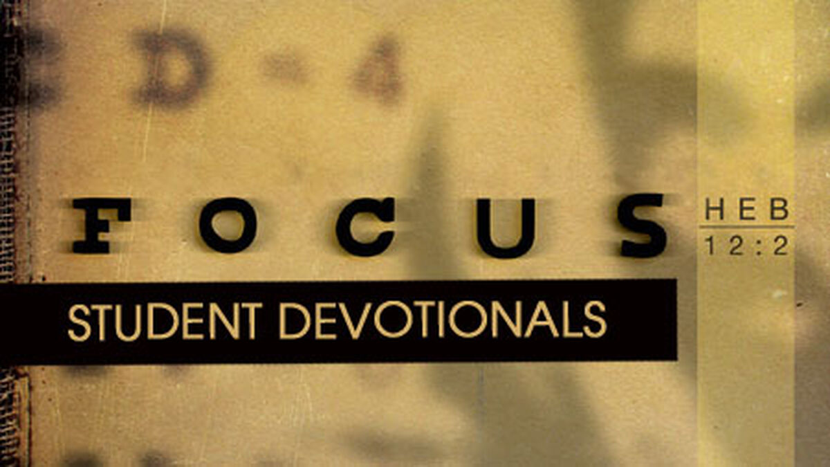 Focused: Student Devotionals image number null