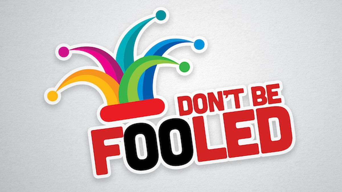 Don't Be Fooled: A Guide to Walking Wisely image number null