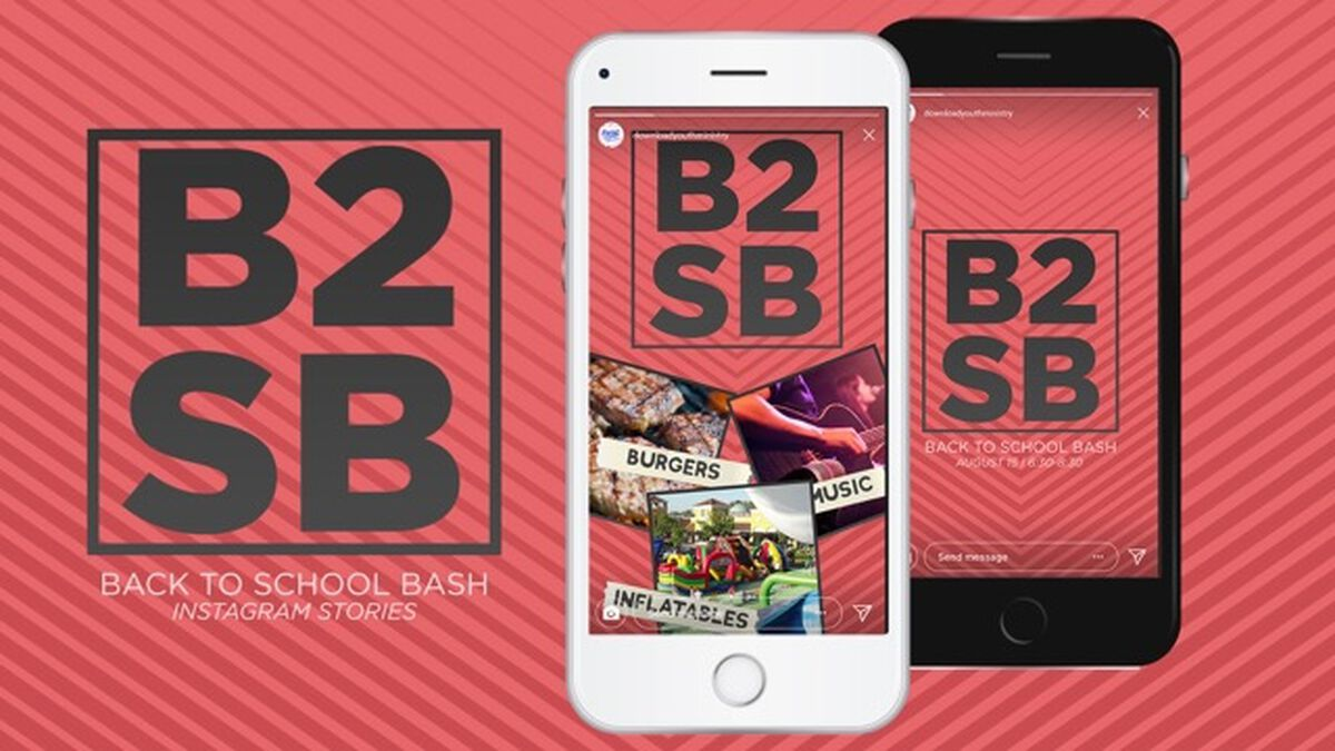 Back to School Bash Graphics image number null