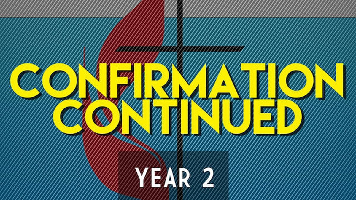 Confirmation Continued: Year Two image number null