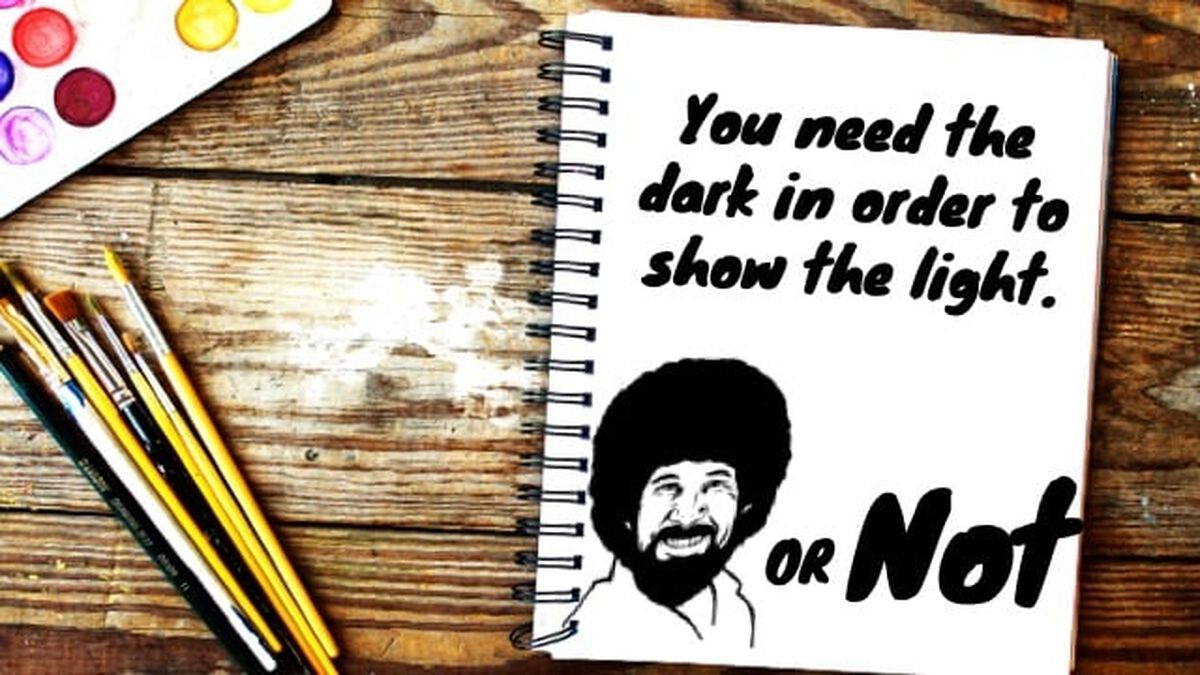 Bob Ross or Not Game image number null