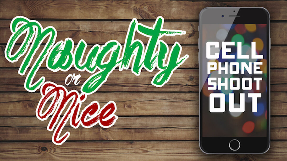 Cell Phone Shootout: Naughty or Nice Edition image number null