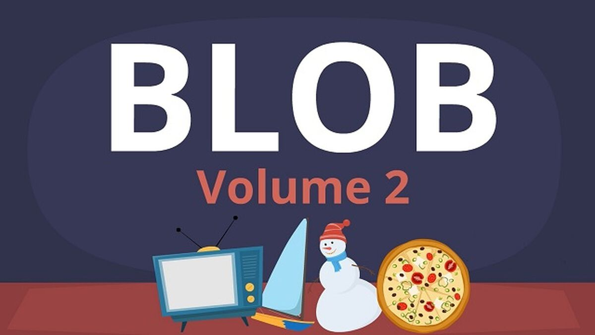 Blob Volume 2 image number null