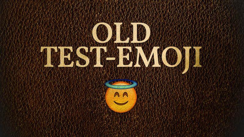 Old Test-Emoji
