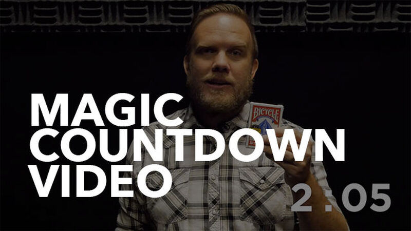 Magic Countdown Video