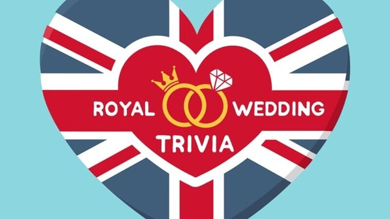 Royal Wedding Trivia