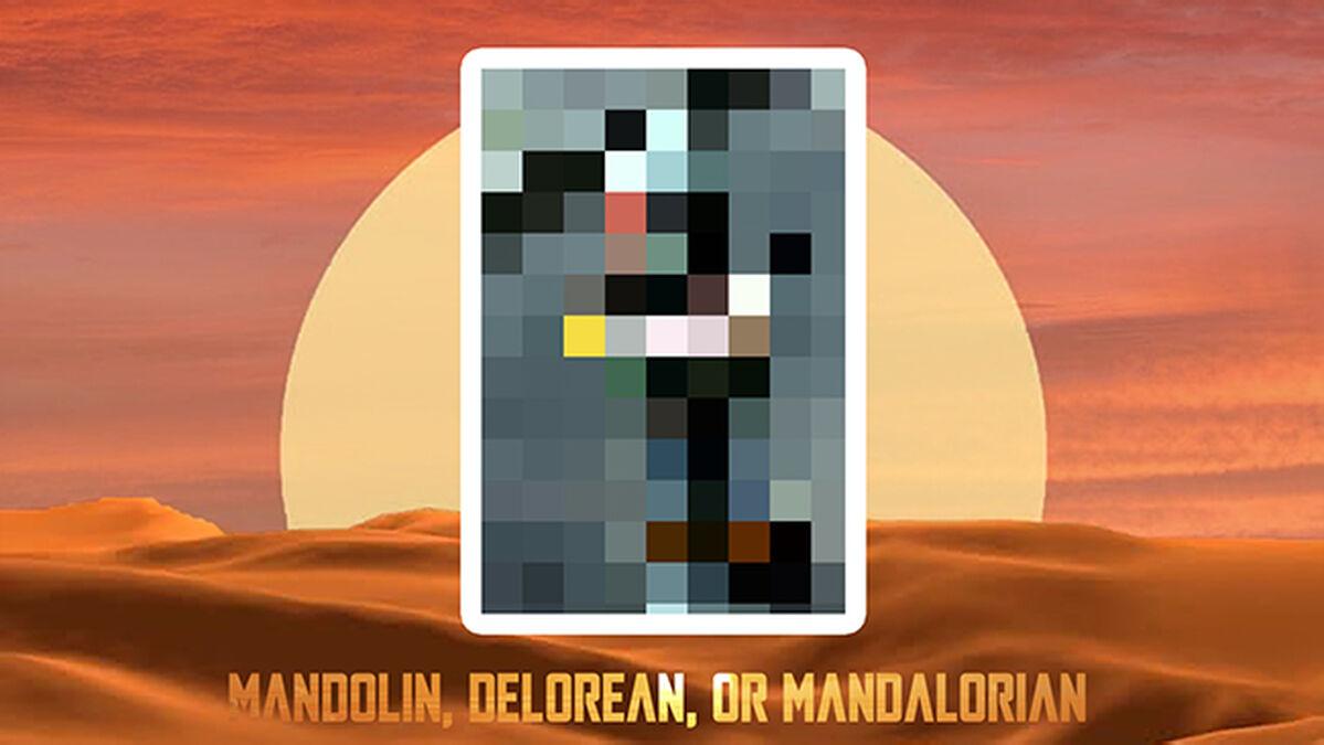 Mandolin, DeLorean, or Mandalorian image number null