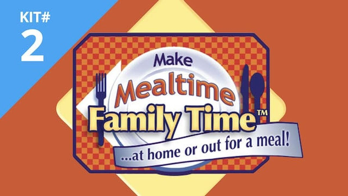 Make Mealtime Family Time Kit #2 image number null