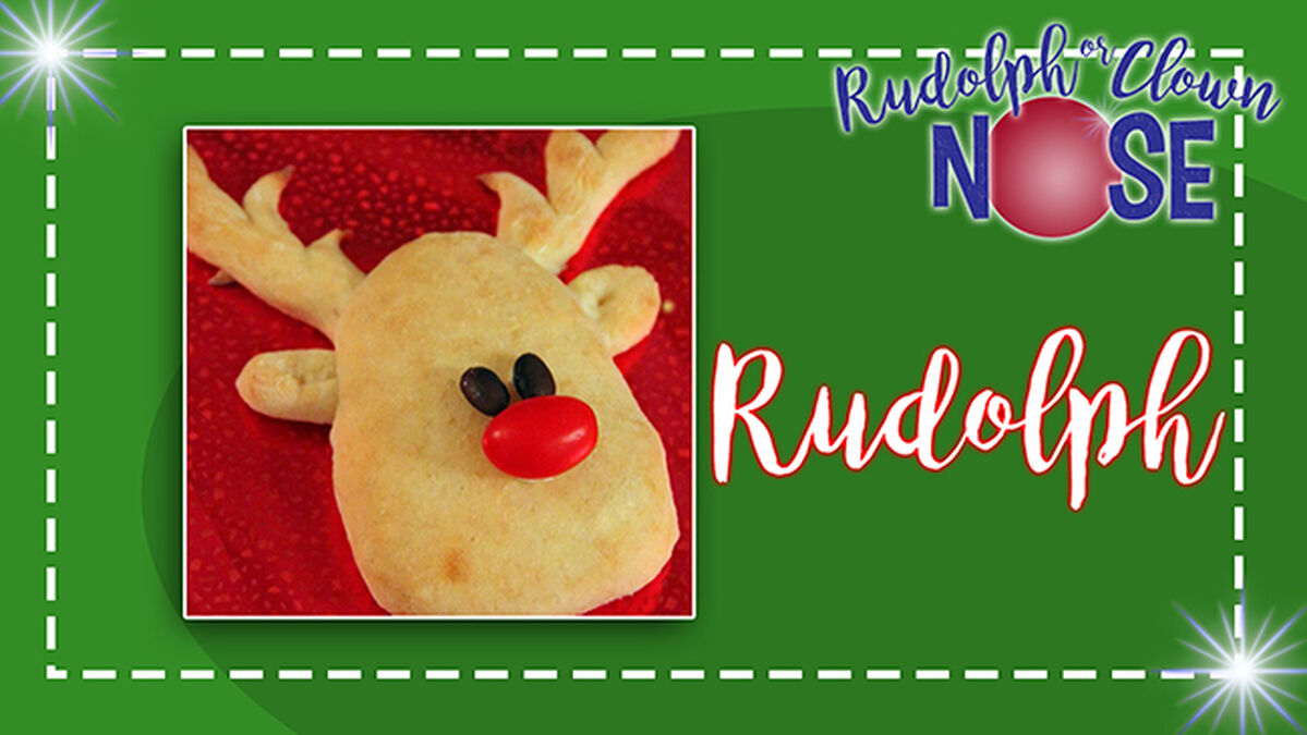 Rudolph Or Clown Nose? image number null