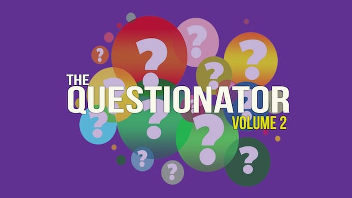 The Questionator - Volume 2 image number null