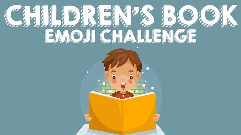 Children's Book Emoji Challenge