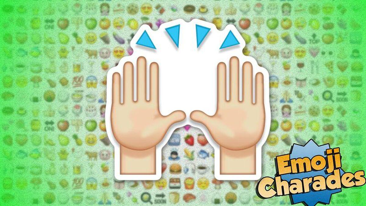 Emoji Charades: Volume 1 image number null