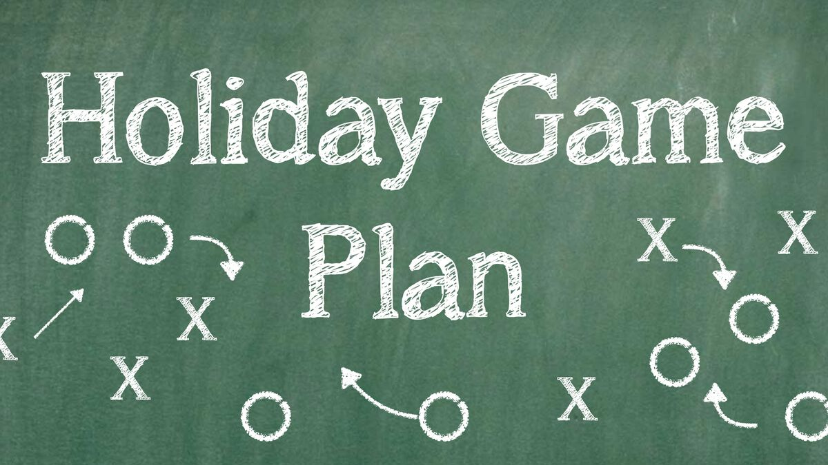 Holiday Game Plan Skit Script image number null