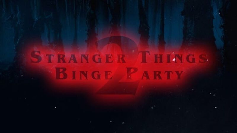 Stranger Things Party Pack
