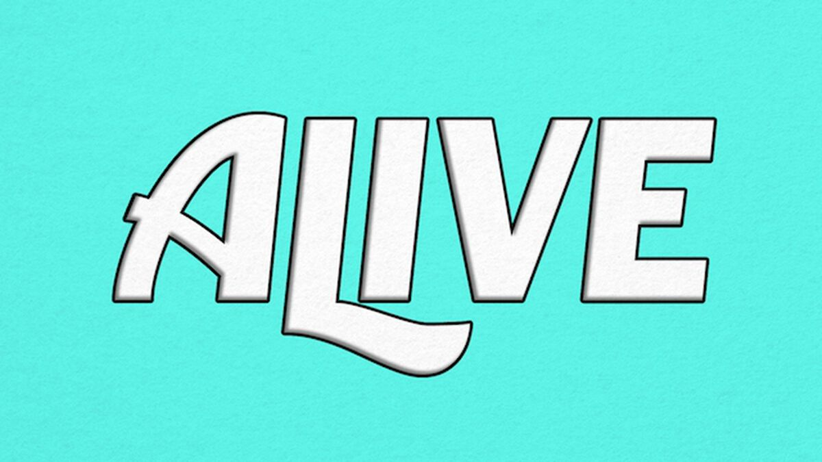 Alive image number null
