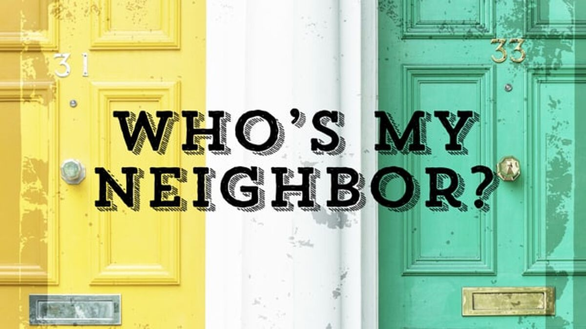Who's My Neighbor? image number null