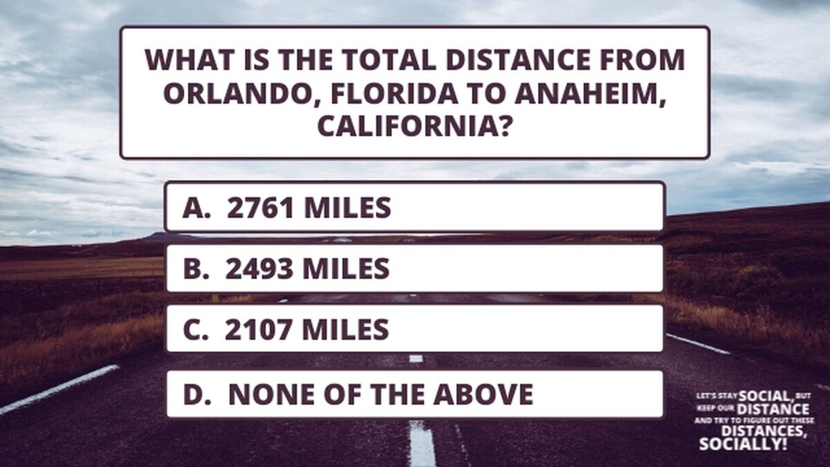 Distance Trivia image number null
