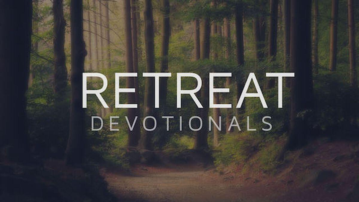 Retreat Devotionals image number null