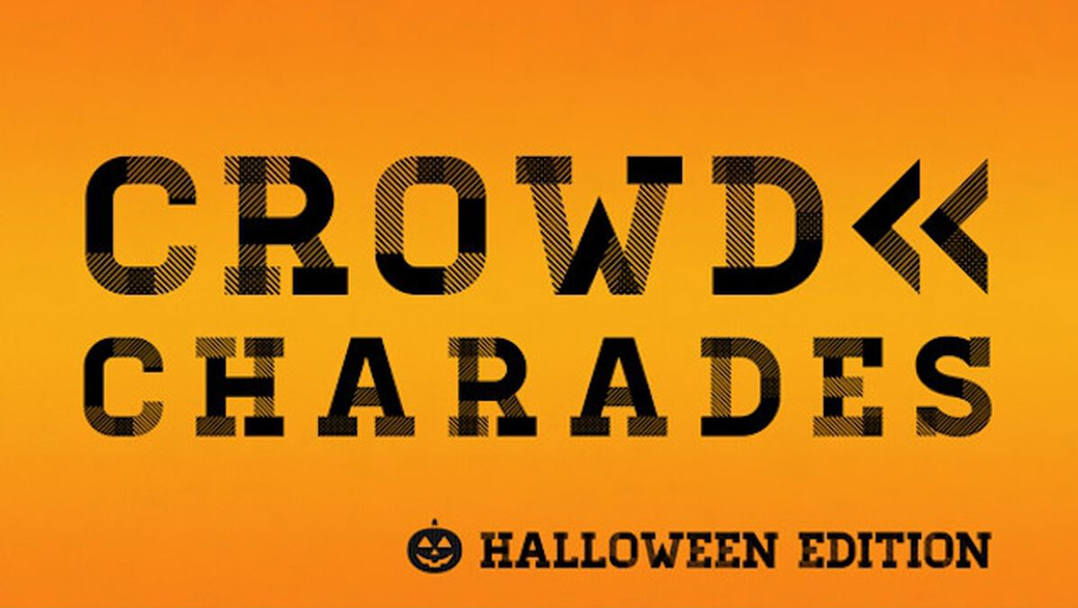 Crowd Charades: Halloween Edition image number null