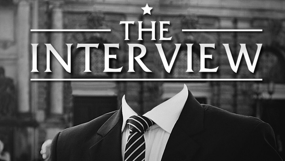 The Interview image number null
