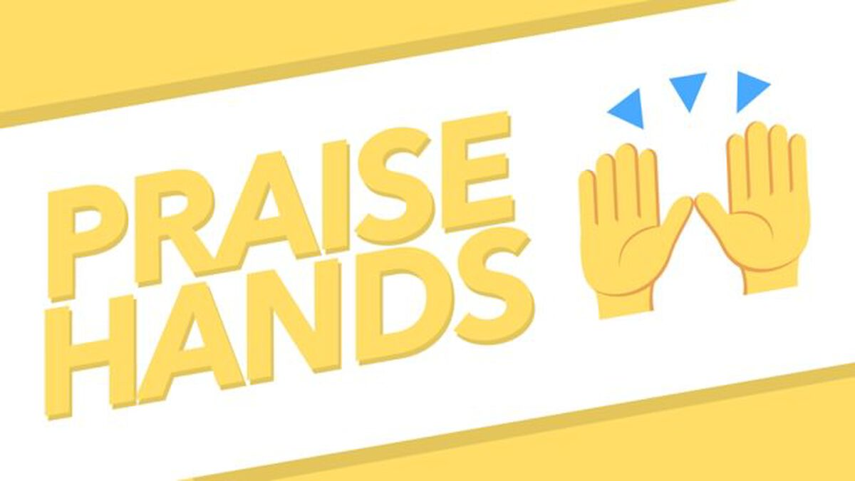 Praise Hands image number null