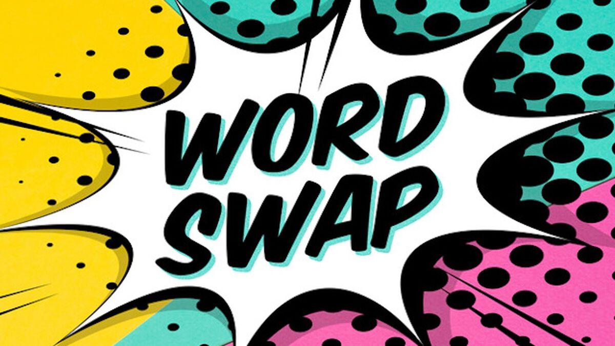 WORD SWAP: Volume 1 image number null