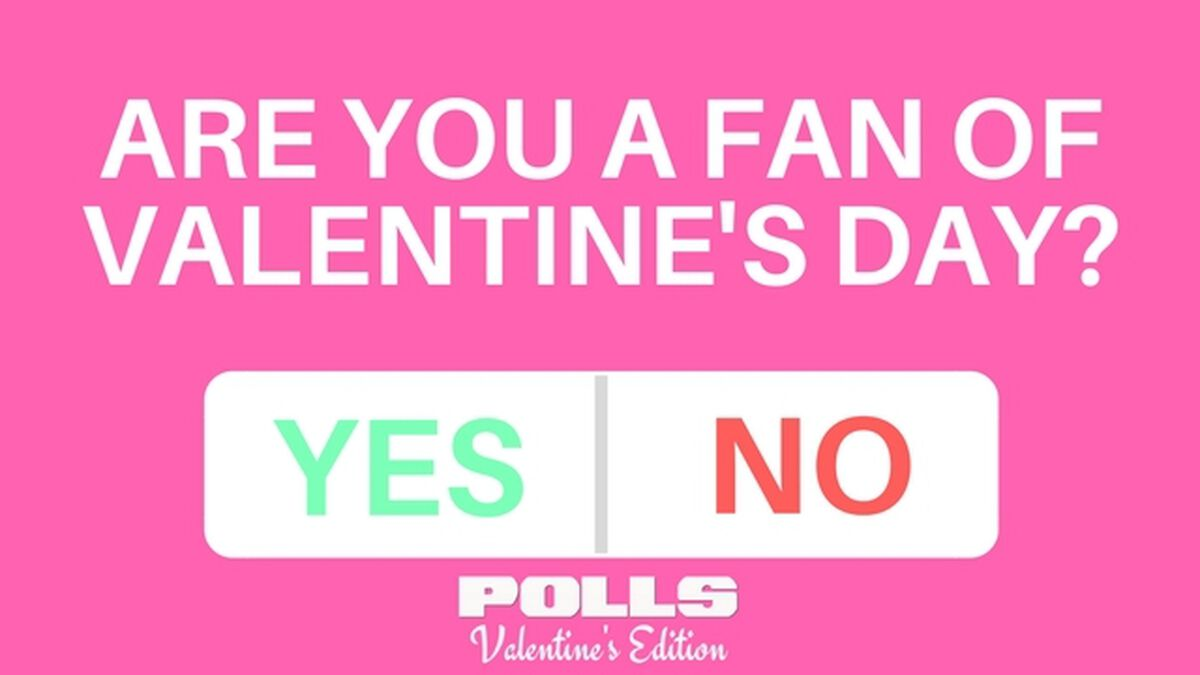 Polls: Valentine's Edition image number null
